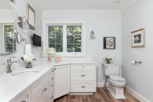 Bathroom - Design, Build, and Remodel - Taylor Bryan Company